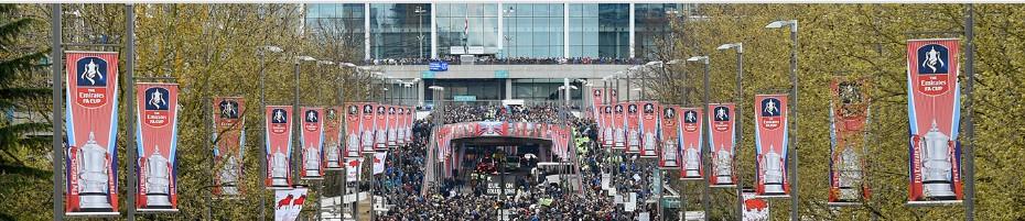 Wembley billetter og fotballtur