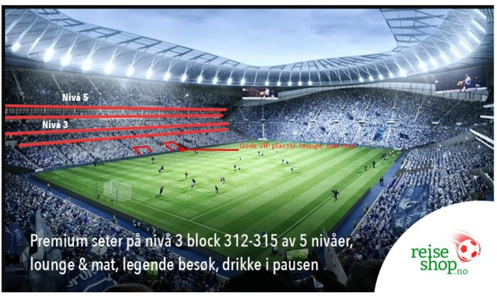 Tottenham fotballtur